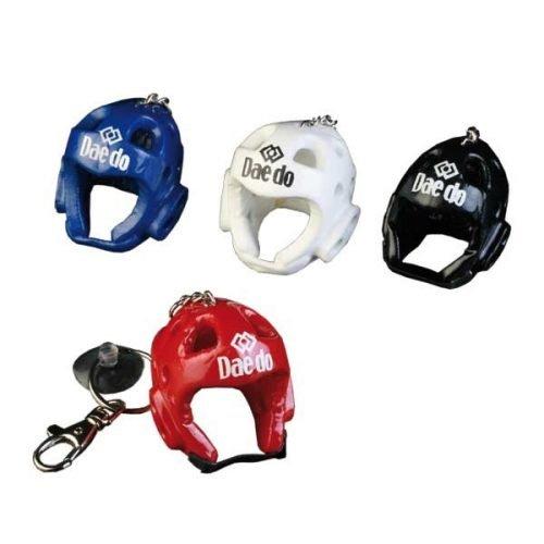 Llavero mini casco