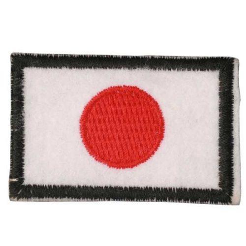 Escudo bandera de Japón