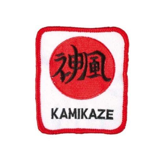 Escudo bordado Kamikaze