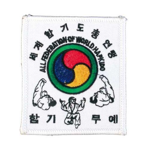 Escudo Hapkido Asociación A.F.W.H.