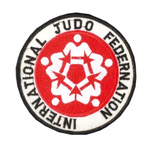 Escudo Judo I.J.F.