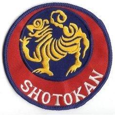 Escudo Shotokan Tigre