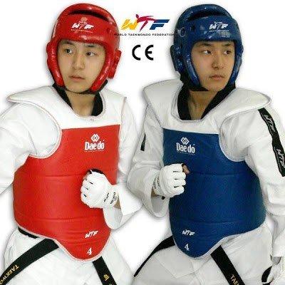 Peto Taekwondo Oficial (Reconocido) W.T.F.