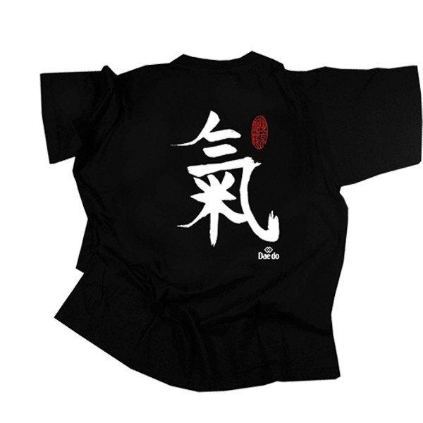 """Camiseta Artes Marciales """"KI"""" Energía"""