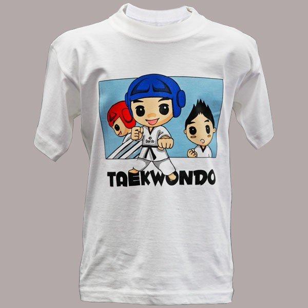 Camiseta Taekwondo Boy