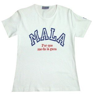 Camiseta Mala