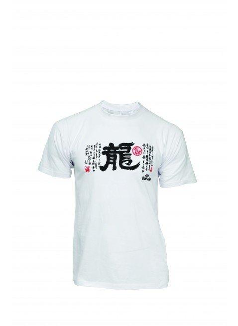 """Camiseta Artes Marciales """"Yong"""" Dragón"""