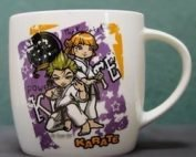 "Taza ""Karate Kid´s"""