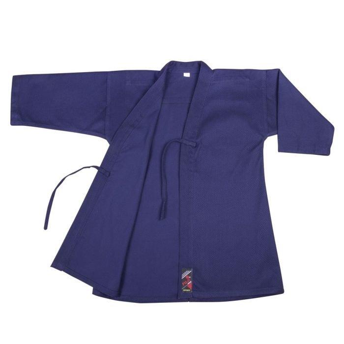 Keikogi azul