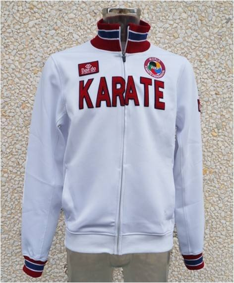 Slim Jacket Karate