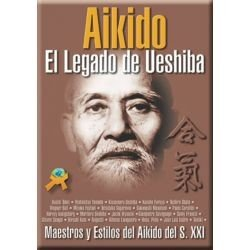Aikido, El legado de Ueshiba