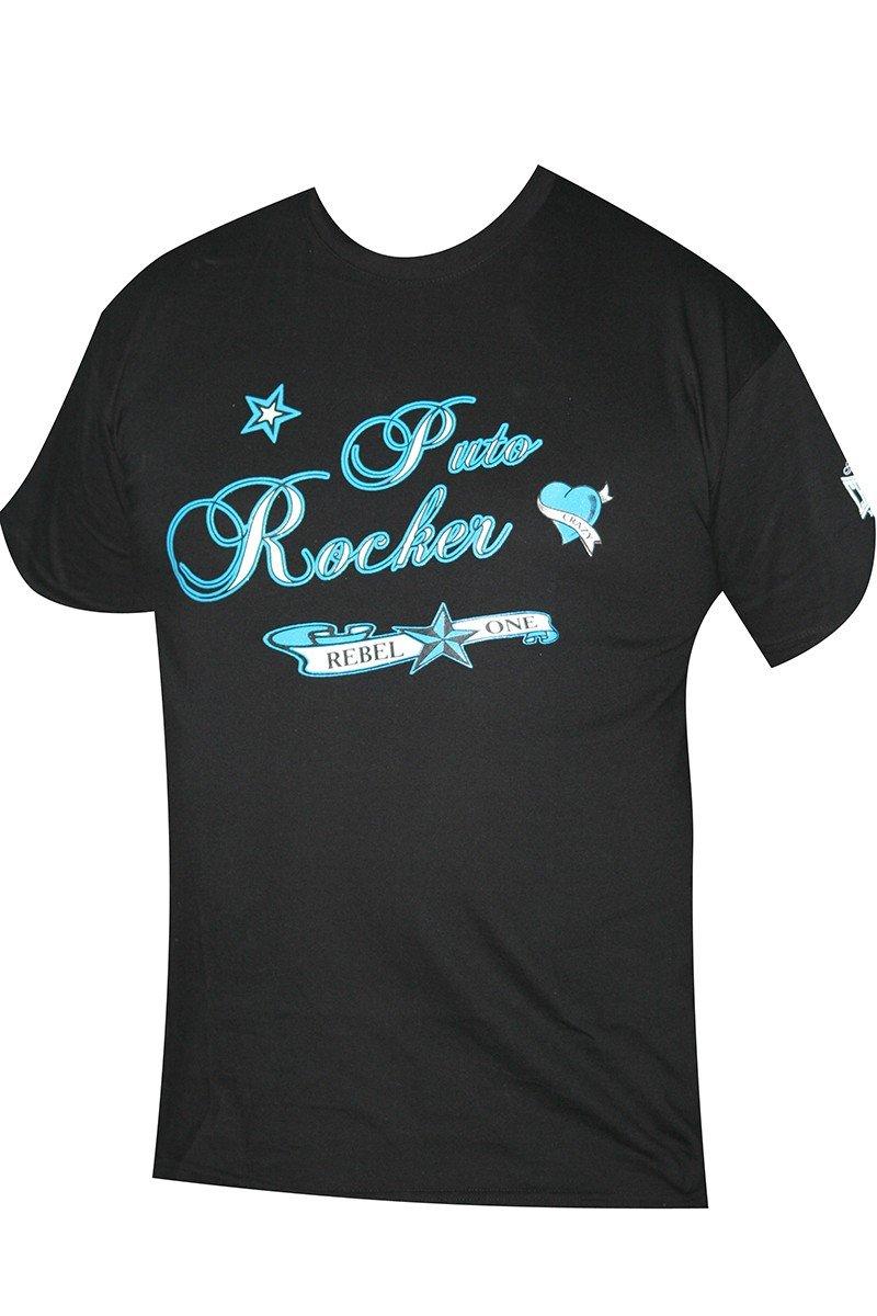 "Camiseta ""Puto Rocker"""