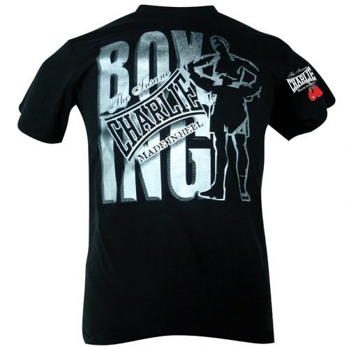 Camiseta Silverbox