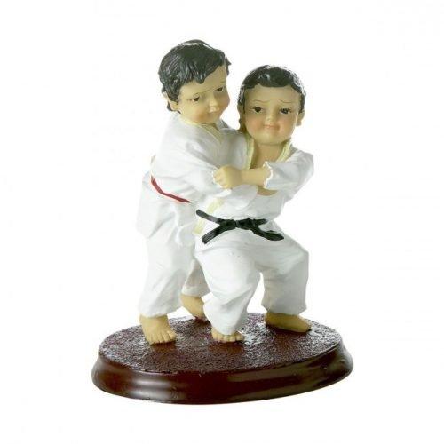 Figura Judo Ukigoshi