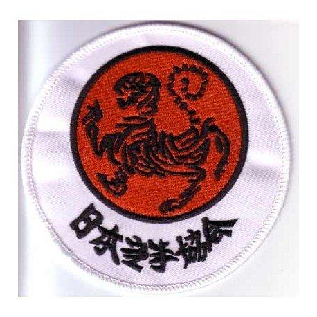 Escudo Shotokan Tigre 2