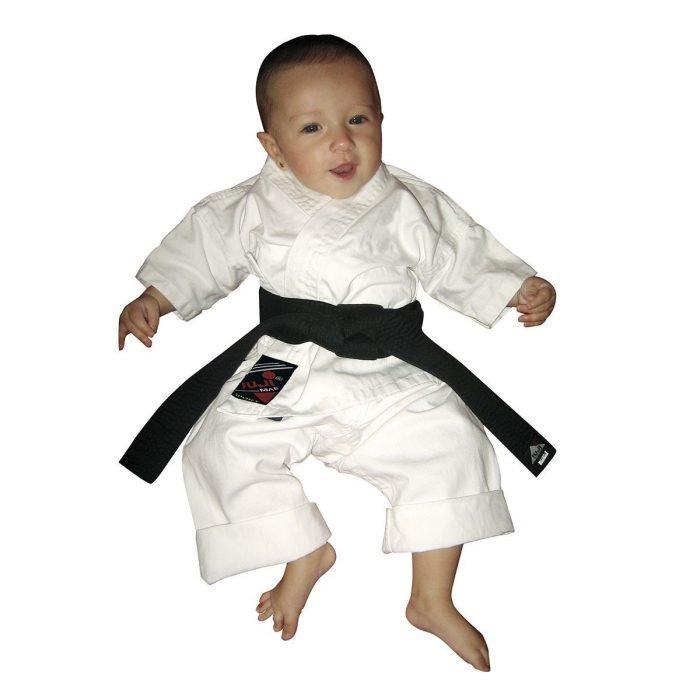 Kimono Baby Karate