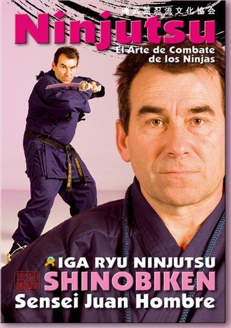 Ninjutsu, El Arte de Combate de los Ninjas
