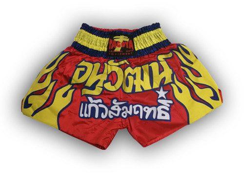 Short Thai Rojo Llamas