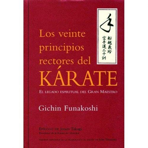 Los 20 Principios Rectores del Karate