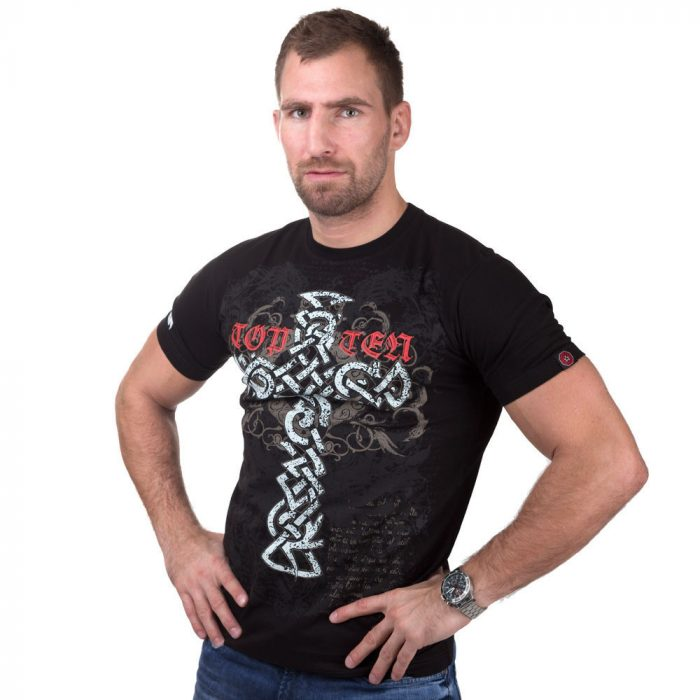 Camiseta MMA Tribal Cross