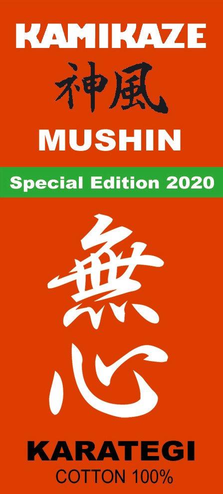 Karategui Mushin Sp. Edition 2020